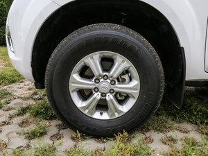 2017款2.5L 自动四驱豪华版 轮胎