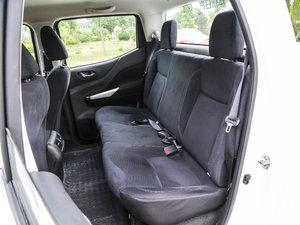 2017款2.5L 自动四驱豪华版 后排座椅