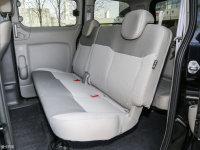 空间座椅日产NV200后排座椅