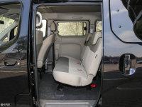 空间座椅日产NV200后排空间