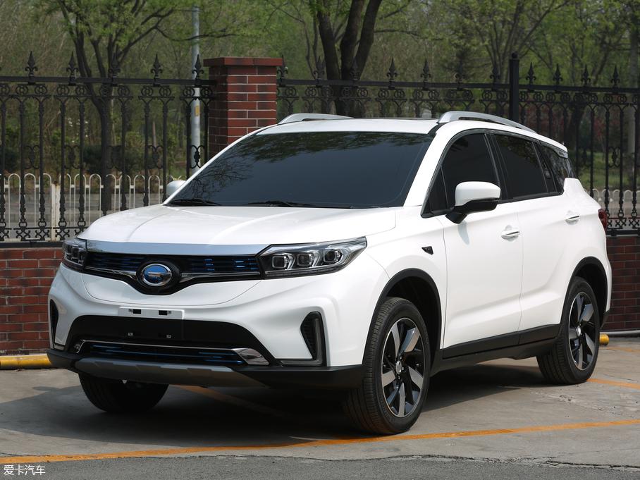 购广汽ix4 EV送大礼包 直降3.4万