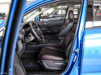 空间座椅广汽ix4 EV前排空间