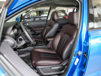 空间座椅广汽ix4 EV前排座椅