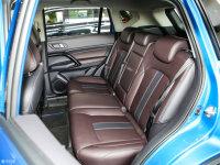空间座椅广汽ix4 EV后排座椅