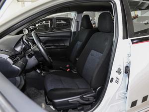 2018款1.5E CVT冠军限量版 前排座椅