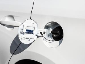 2019款1.5G CVT炫动天窗版 国VI 油箱盖打开