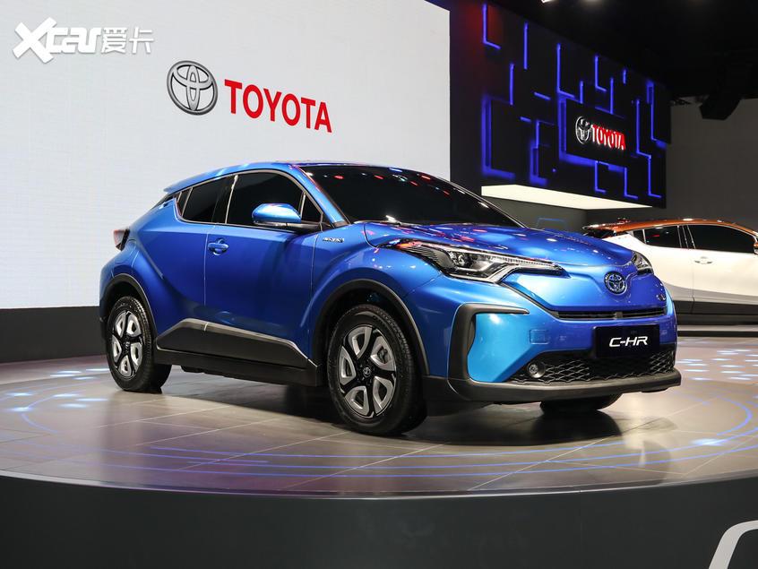 广汽丰田2019款丰田C-HR EV