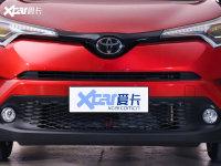 细节外观丰田C-HR中网