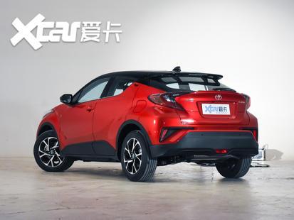 广汽丰田2020款丰田C-HR