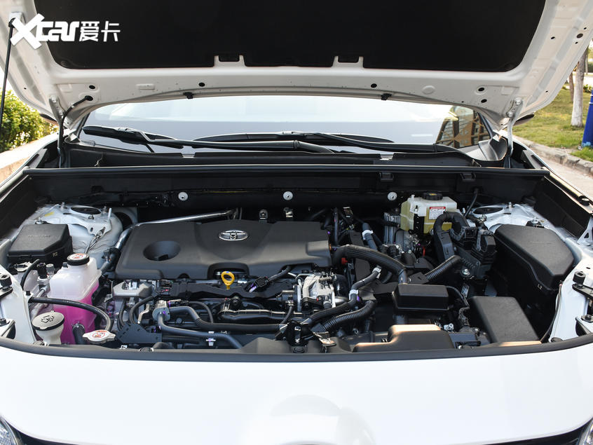 广汽丰田2020款威兰达混动