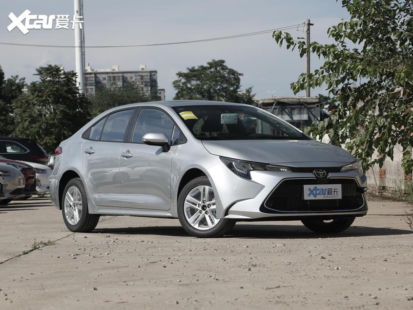 丰田雷凌1.5L车型下月上市 预售已开启-爱卡汽车