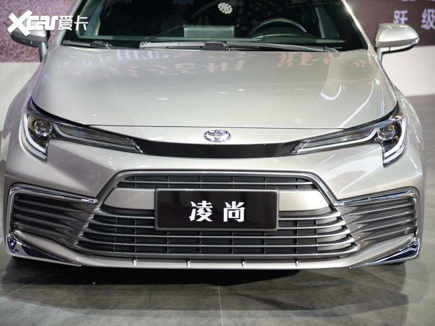 广汽丰田凌尚将3月12日预售 上半年上市