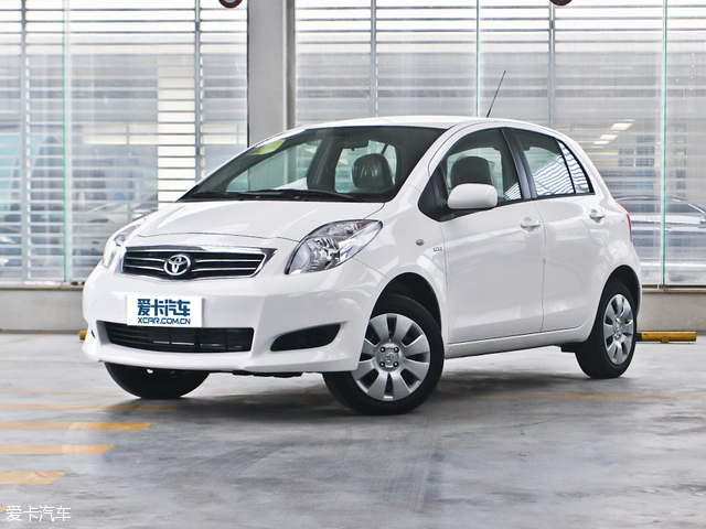 為:2011款雅力士-高田氣囊缺陷 豐田在華召回近82萬輛車高清圖片