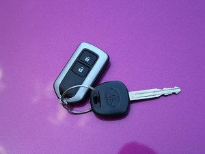 2011款1.6G 自动炫动版 钥匙