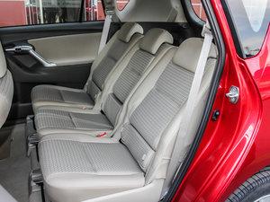 2014款180G 5座CVT舒适版 后排座椅