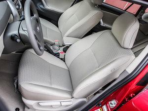 2014款180G 5座CVT舒适版 前排座椅