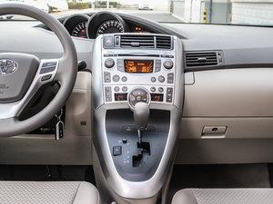 2014款180G 5座CVT舒适版 中控台