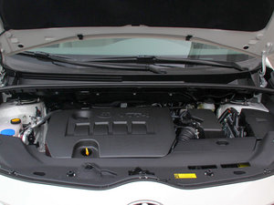 2014款180E 五座CVT基本型 发动机