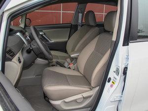 2014款180E 五座CVT基本型 前排座椅