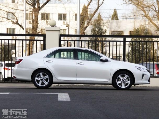 广汽丰田2015款凯美瑞