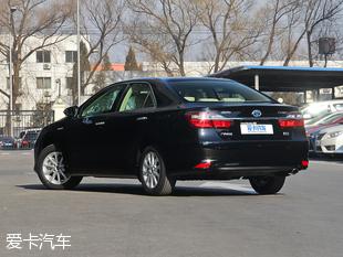 广汽丰田2015款凯美瑞 双擎