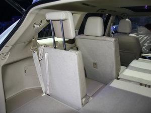 2015款3.5L 七座四驱至尊版 空间座椅