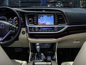 2015款3.5L 七座四驱至尊版 中控区
