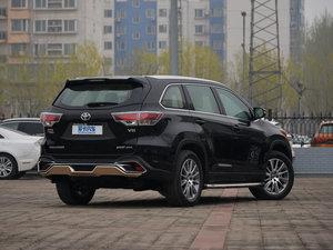 2015款3.5L 七座四驱豪华版 整体外观
