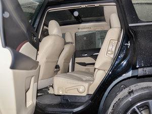 2015款3.5L 七座四驱豪华版 后排空间