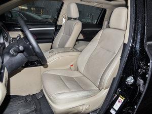 2015款3.5L 七座四驱豪华版 前排座椅