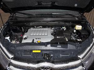 2015款3.5L 七座四驱豪华版 发动机