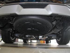2015款2.0T 七座两驱精英版 备胎