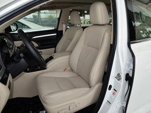 2015款2.0T 七座四驱豪华版 前排座椅
