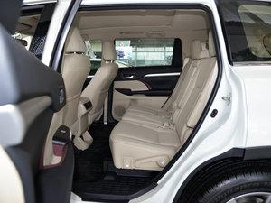 2015款2.0T 七座四驱豪华版 后排空间