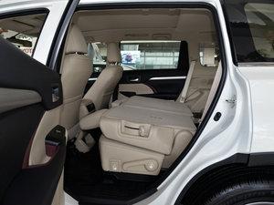 2015款2.0T 七座四驱豪华版 后排座椅放倒
