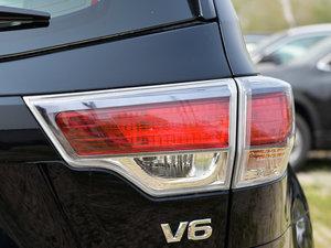 2015款3.5L 七座四驱精英版 尾灯