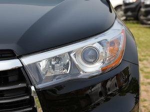 2015款3.5L 七座四驱精英版 头灯