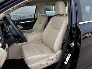 2015款3.5L 七座四驱精英版 前排座椅