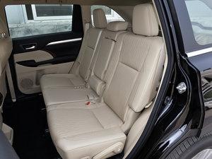 2015款3.5L 七座四驱精英版 后排座椅