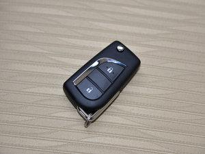 2015款3.5L 七座四驱精英版 钥匙