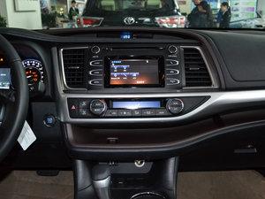 2015款2.0T 七座两驱豪华版 中控台