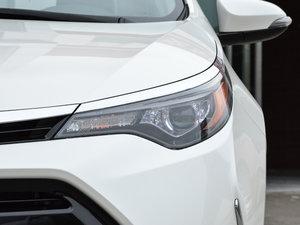 2017款改款 185T CVT领先版 头灯
