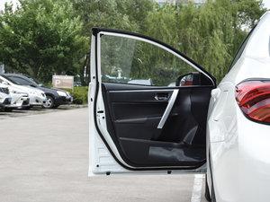 2017款改款 185T CVT领先版 驾驶位车门