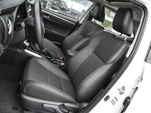 2017款改款 185T CVT领先版 前排座椅