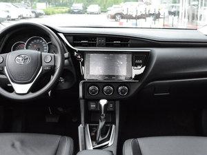 2017款改款 185T CVT领先版 中控台