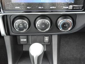 2017款改款 185T CVT领先版 空调调节