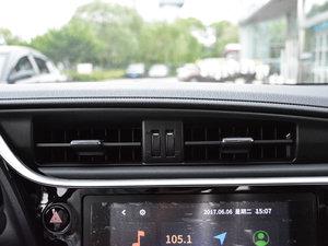 2017款改款 185T CVT领先版 空调出风口