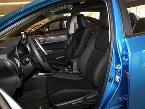 2017款改款 1.8GS CVT精英版 前排座椅