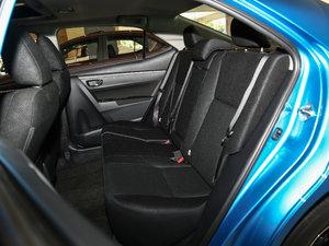 2017款改款 1.8GS CVT精英版 后排座椅