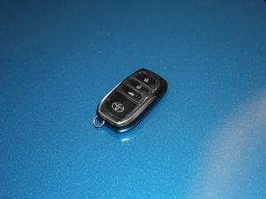 2017款改款 1.8GS CVT精英版 钥匙